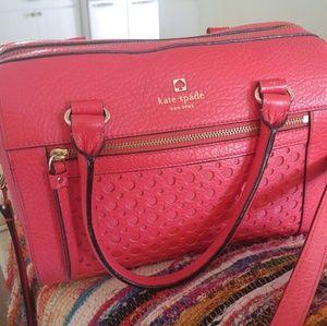 Kate Spade LooLoo Perri Lane Leather Bag